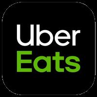 Order online via Uber Eats
